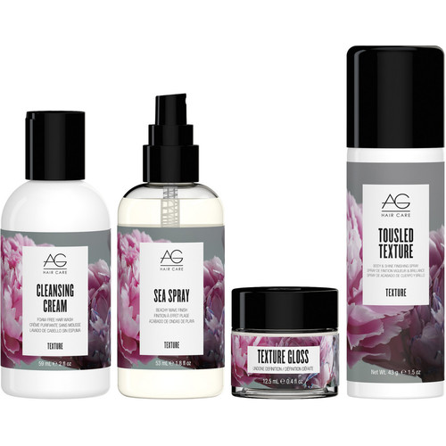 Tousled Texture To Go Kit