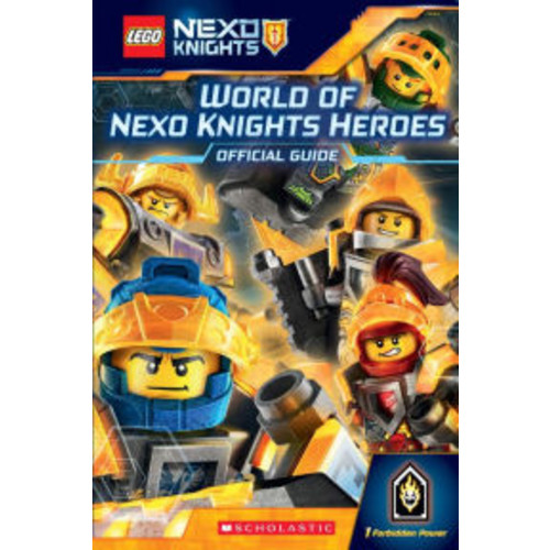 World of NEXO KNIGHTS Heroes (LEGO NEXO KNIGHTS)