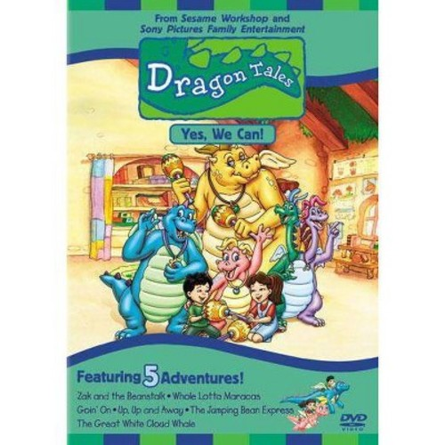 Dragon tales:Yes we can (DVD)