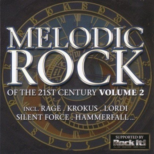 Melodic Rock of the 21st Century, Vol. 2 [CD]