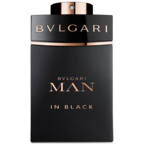 Bvlgari Man in Black Eau de Parfum Spray for Men, 3.4 Ounce [3.4 oz]
