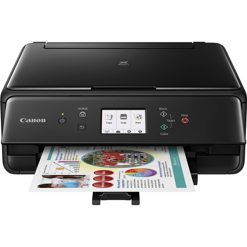 PIXMA TS6020 Wireless All-in-One Inkjet Printer (Black)