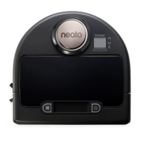 Neato Botvac Connected Wi-Fi Enabled Robot Vacuum in Black