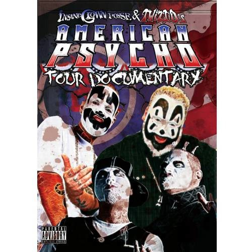 Insane Clown Posse and Twistid's American Psycho Tour Documentary [DVD]
