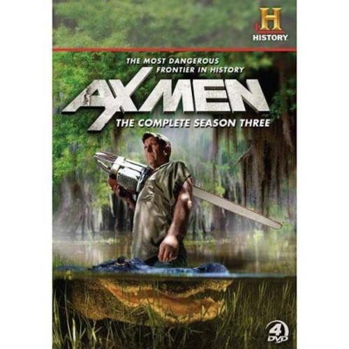 Ax Men: The Complete Season Three [DVD]