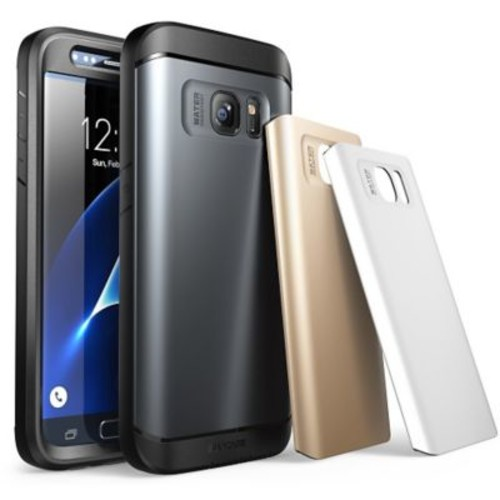 SUPCASE Water Resistant Fullbody Protection Case with built-in Screen Protector for Samsung Galaxy S7