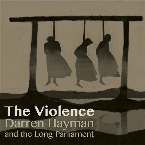 The Violence [CD]