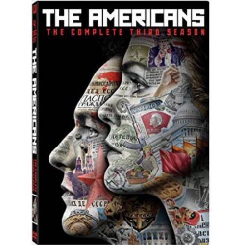 The Americans: The Complete Third Season (DVD)