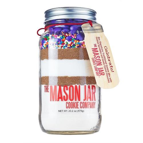 Mason Jar Cookie Company 20.2-oz. Celebrate! Cookie Mix In a Jar