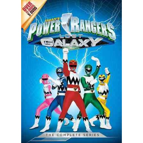 Power Rangers: Lost Galaxy: Complete Series (Blu-ray Disc)