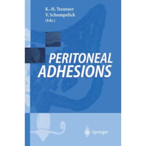 Peritoneal Adhesions / Edition 1
