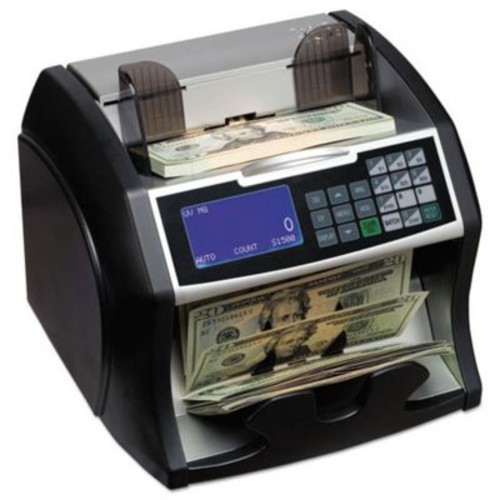 Royal Sovereign Electric Bill Counter With Counterfeit Detection, Black & Silver( AZTY12175)