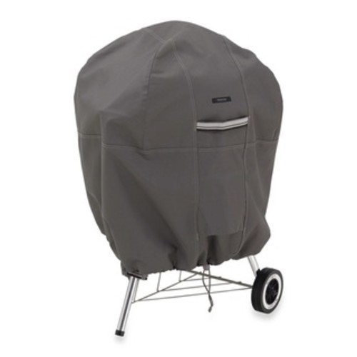 Classic Accessories Heavy Duty Hickory Kettle Grill Cover