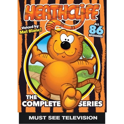 Heathcliff: The Complete Series [9 Discs] [DVD]