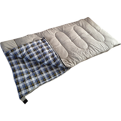 Kamp-Rite Adult 0-Degree King-Size Rectangular Sleeping Bag