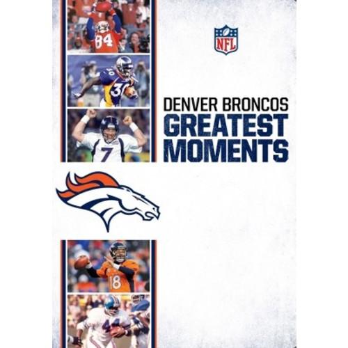 Nfl greatest moments:Denver broncos (DVD)