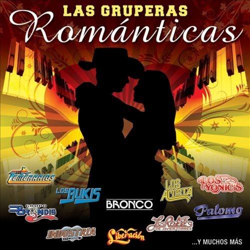 Las Gruperas Romnticas [CD]