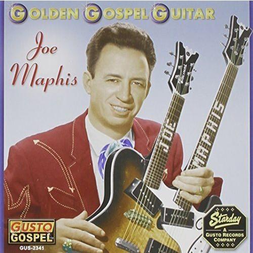 Golden Gospel Guitar [CD]