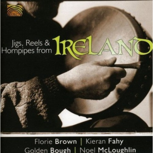 Jigs, Reels & Hornpipes from Ireland [CD]