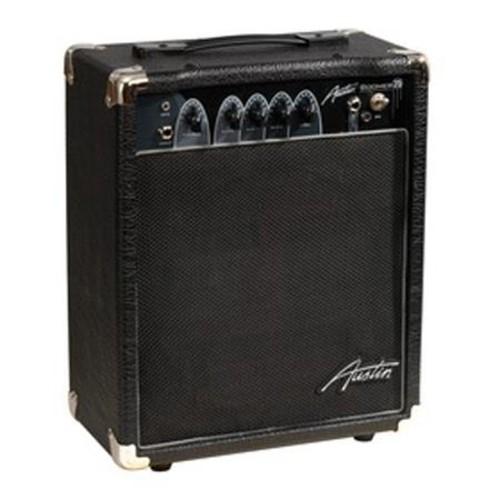 Austin AU-Boomer25 25 Watts Bass Guitar Amplifier with 10