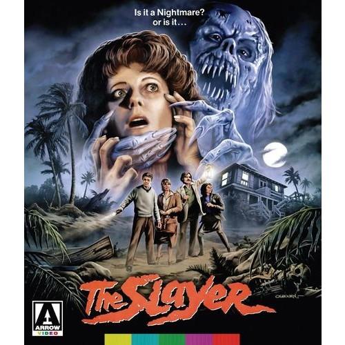 The Slayer [Blu-ray] [2 Discs] [1982]