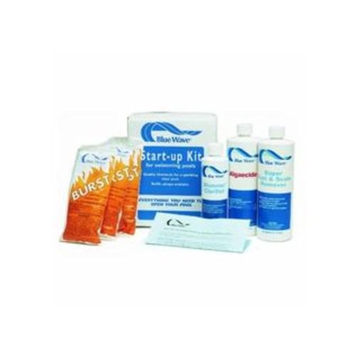 Blue Wave Ny976 Pool Chemical Spring Start-Up Kit, 7500-Gallon