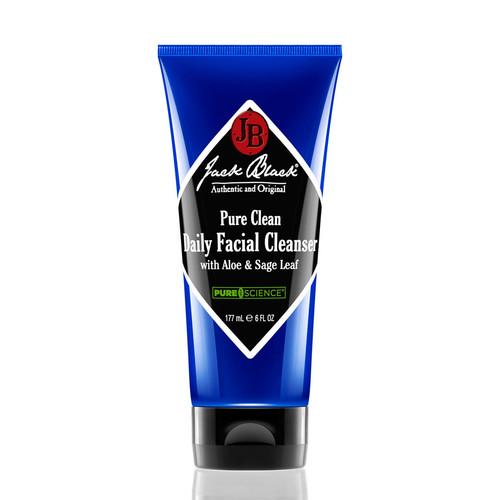 Pure Clean Daily Facial Cleanser, 6 oz.