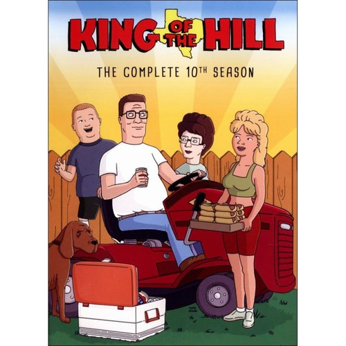 King of the Hill: The Complete 10th Season [2 Discs] [DVD]