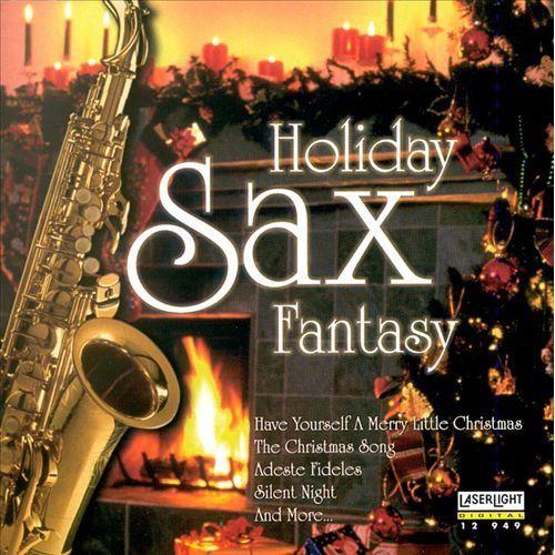 Holiday Sax Fantasy CD