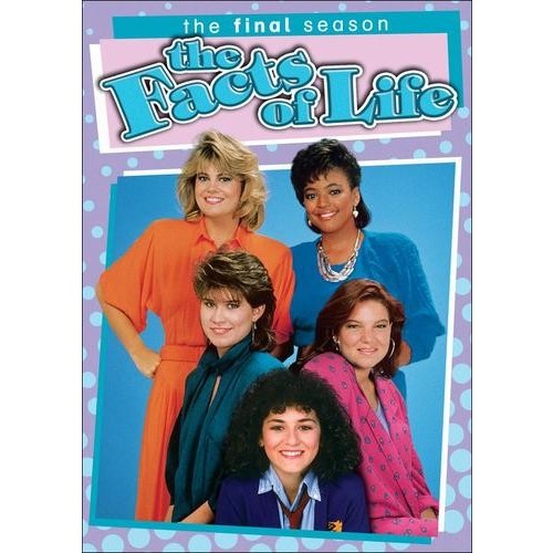 The Facts of Life: The Final Season [3 Discs] [DVD]