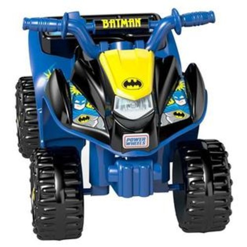 Fisher-Price Fisher Price Power Wheels Batman Lil' Quad