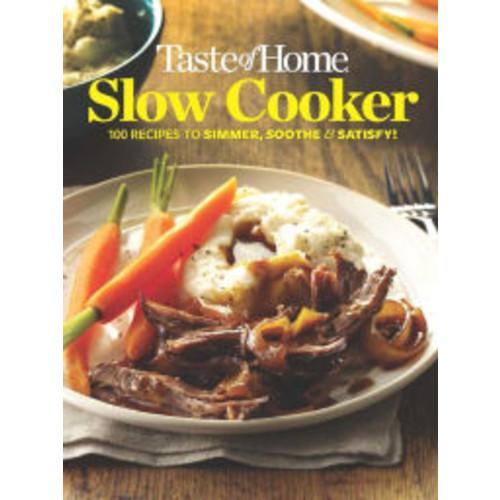 Taste of Home Slow Cooker Mini Binder