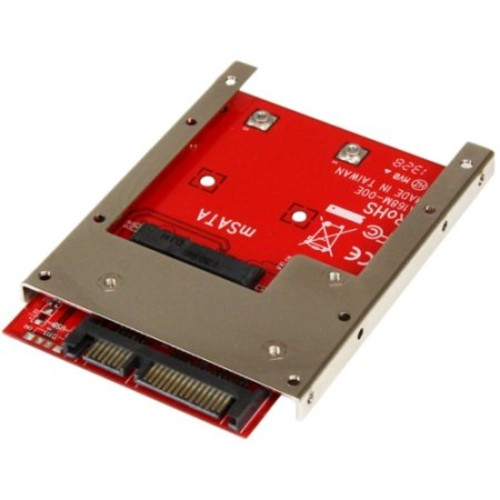 MSATA SSD TO 2.5IN SATA [Personal Computers]