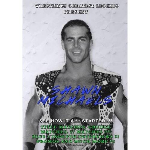 Wrestling's Greatest Legends: Shawn Michaels [DVD]
