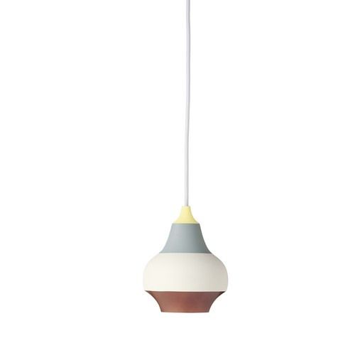 Cirque Pendant [Lamp Type : Incandescent; Top color : Red]