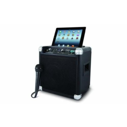 Refurbished ION Audio IPA16 BLOCK ROCKER AM/FM Portable Speaker System for iPod (non bluetooth)
