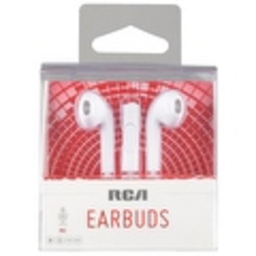 RCA White Earpod Earbud