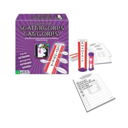 Winning Moves Scattergories Categories