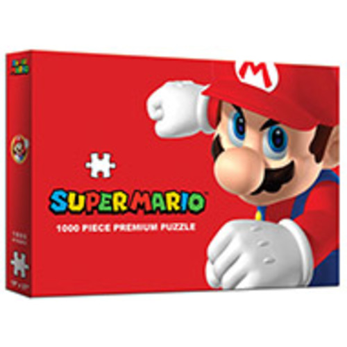 Super Mario Ready for Action Puzzle - Only at GameStop