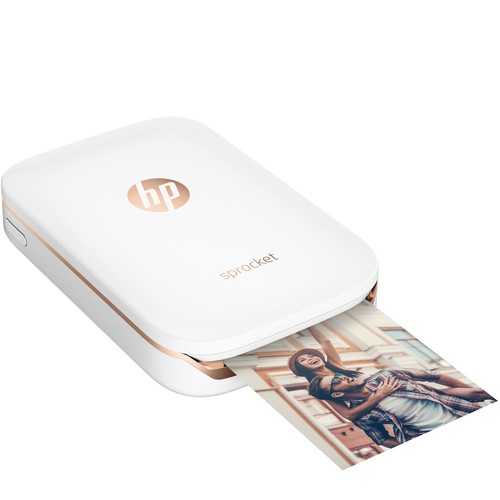 HP Sprocket Portable Photo Printer for MobileDevices