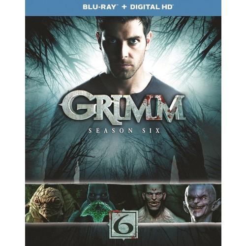 Grimm: Season Six [Includes Digital Copy] [UltraViolet] [Blu-ray] [3 Discs]