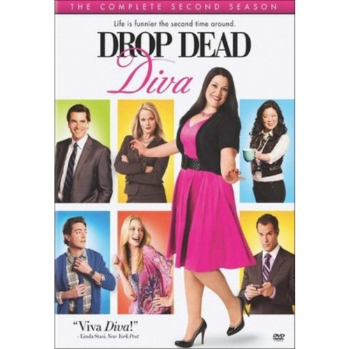 Drop Dead Diva: The Complete Second Season (3 Discs) (dvd_video)