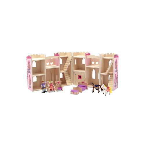 Fold & Go Princess Castle by Melissa & Doug