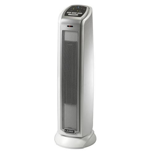Lasko Products 5775 Oscil. Ceramic Tower Heater