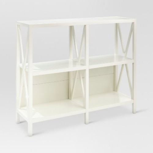 Hamilton Horizontal Bookcase - Threshold