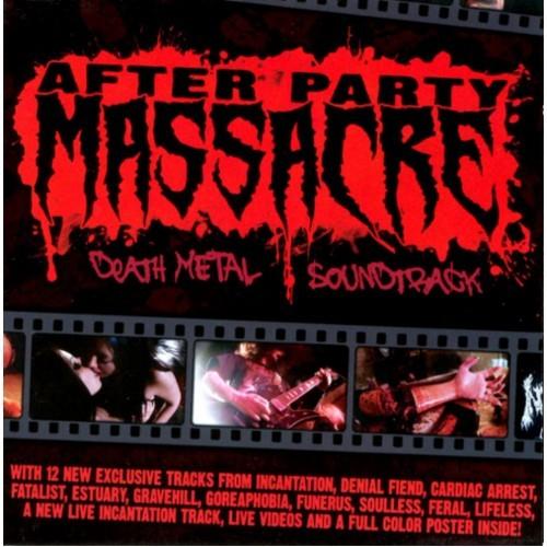 After Party Massacre: Death Metal Soundtrack [Enhanced CD] [PA]