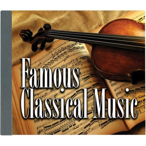 Sound Ideas Famous Classical Music Royalty-Free Audio CD M-SI-CLAFAM
