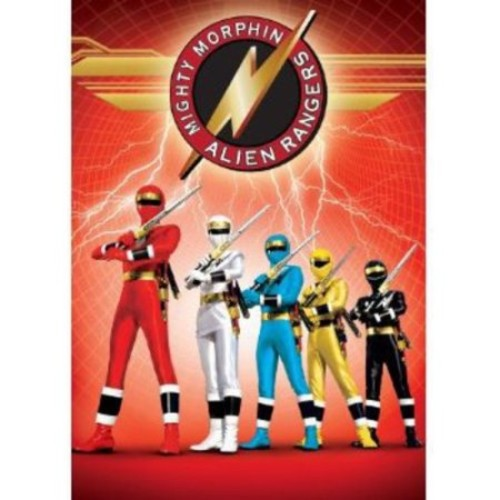 Mighty Morphin Alien Rangers [DVD]