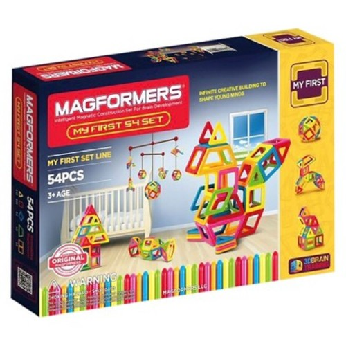 Magformers My First Construction Set 54 Pieces