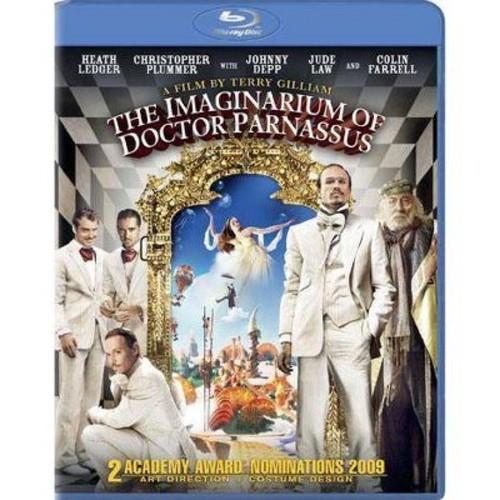 Imaginarium Of Doctor Parnassus Blu-ray